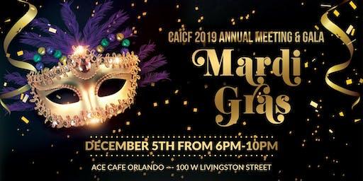 2019 Annual Meeting & Gala: Mardi Gras