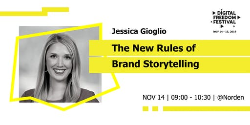 Marketing: The New Rules of Brand Storytelling