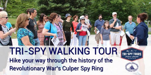 Turkey Trot Tri-Spy Walking Tour