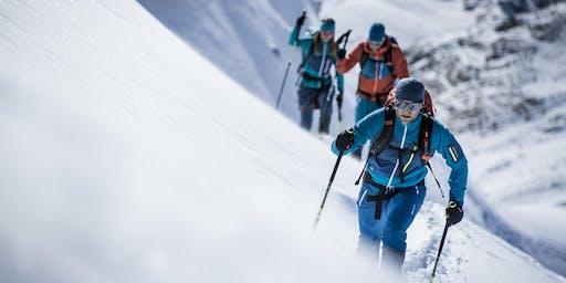 Ortovox Avalanche Transceiver Training Session Sunday