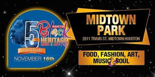 2019 Houston Black Heritage Festival