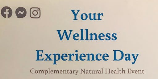 Your Wellness  Experience Day