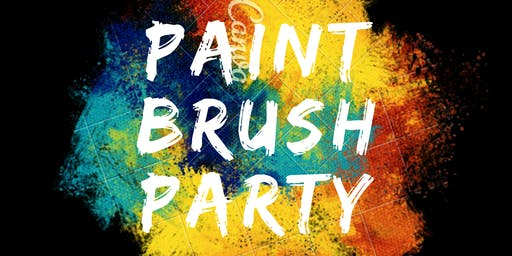 Paint Brush Party