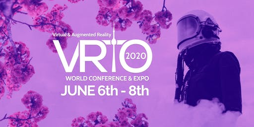 VRTO 2020 Virtual Reality & Augmented Reality World Conference