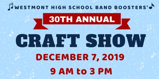 30th Annual Craft Show