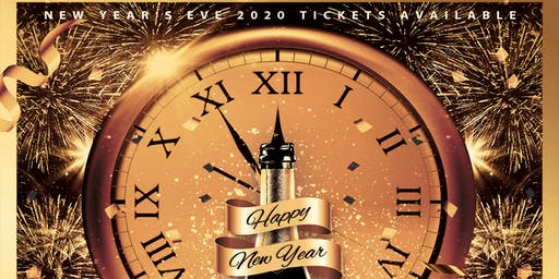 2020 New Year's Eve Masquerade Party