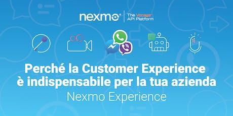 Perché la Customer Experience è indispensabile per la tua azienda biglietti