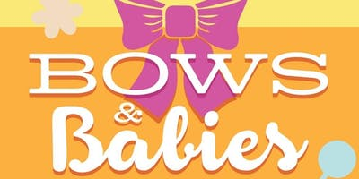 Tea Party 4 Girls -  Bows & Babies