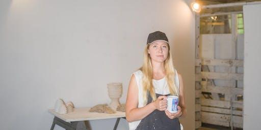 Ceramics Workshop with Jen Dwyer