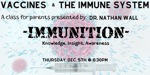 IMMUNITION - Vaccines & the Immune System