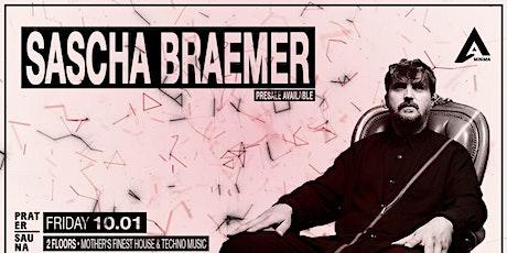 SASCHA BRAEMER | Pratersauna - Minima tickets