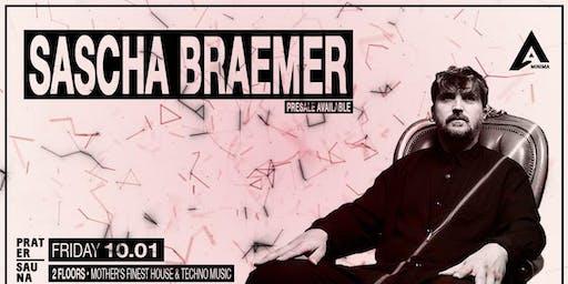 SASCHA BRAEMER | Pratersauna - Minima