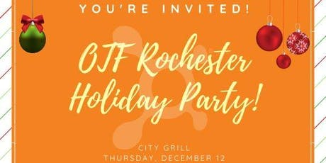 OTF Rochester Holiday Party! tickets