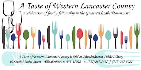 2020 Taste of Western Lancaster County tickets