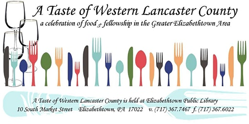 2020 Taste of Western Lancaster County