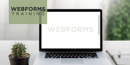 Webform Training 2019
