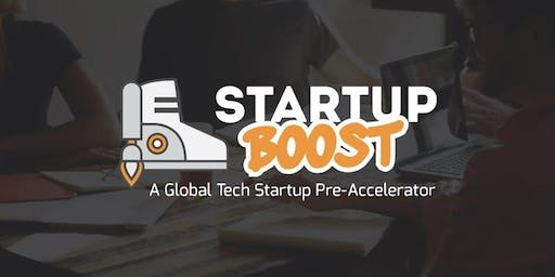 Startup Boost New York Global Demo Day Nov. 20th