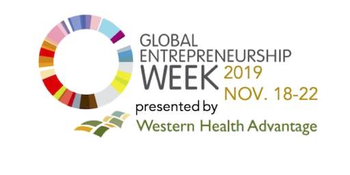 Global Entrepreneurship Week: Presentation by Western Health Advantage