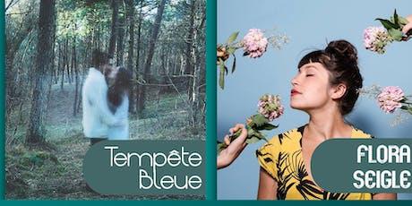Tempête Bleue // Flora Seigle billets