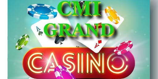 CMI Grand Casino Night