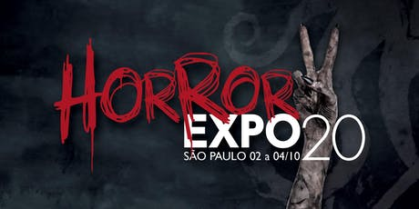 Horror Expo 2020 ingressos