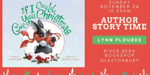 Christmas Story Time with Author Lynn Plourde