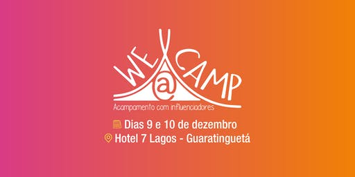 We Camp - Influencers
