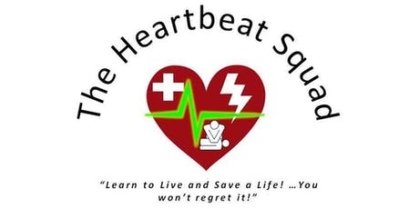 AHA Heartsaver Class - First Aid/CPR/AED  (Class on December 17, 2019) tickets