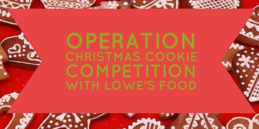 Operation Christmas Cookie Week 2