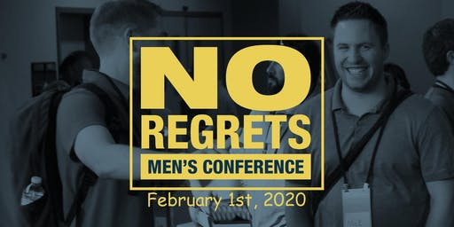 Men's NoRegrets Conference First Covenant Church - Simulcast 2020