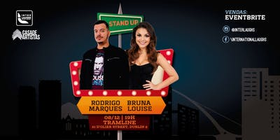 Stand Up Comedy-Rodrigo Marques & Bruna Louise