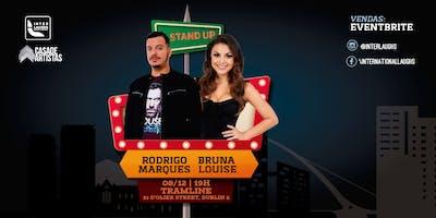 Stand Up Comedy-Rodrigo Marques & Bruna Louise