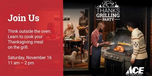Ace Hardware Middletown Thanksgrilling