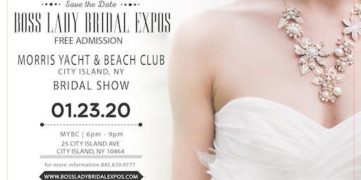 Morris Yacht & Beach Club Bridal Show 1 23 20