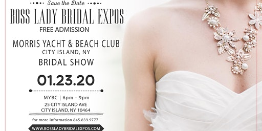Morris Yacht & Beach Club Bridal Show 1 23 20