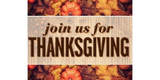 Join us for a Thanksgiving Feast | J. Gilbert's Wood-Fired Steaks & Seafood