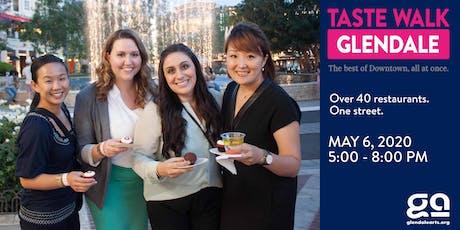 Taste Walk Glendale tickets