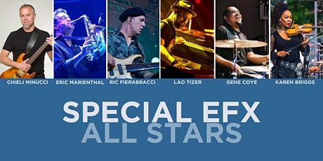 Special EFX All Stars tickets