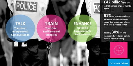 Promoting Resilience, Enhancing Performance  in Policing 2020 | Introductory Event  tickets