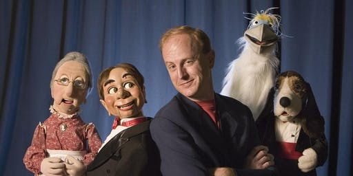 A Moment of Romance & Laughter with Ventriloquist David Pendleton