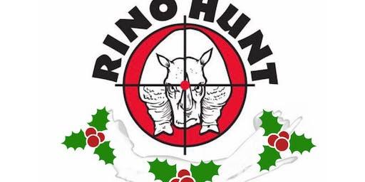 RINO Hunt Christmas Reunion Party