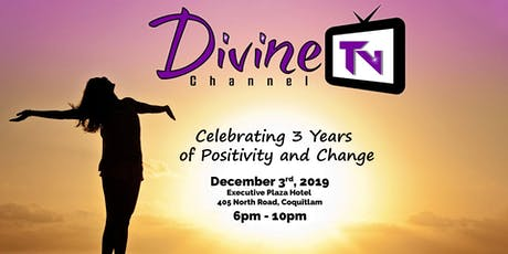 Divine TV Channel 3rd Year Anniversary tickets