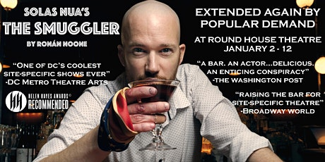 The Smuggler - extended again! tickets
