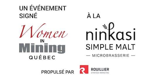 Soirée de réseautage WIM Québec en collaboration avec Géolearn