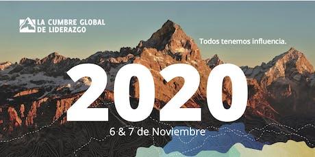 CUMBRE GLOBAL DE LIDERAZGO **2020** - Guadalajara entradas