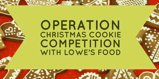 Operation Christmas Cookie Week 3