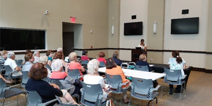 Osteoporosis Community Wellness Event