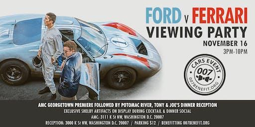 FORD v FERRARI: Movie Premiere & Reception