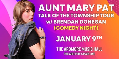 Aunt Mary Pat tickets