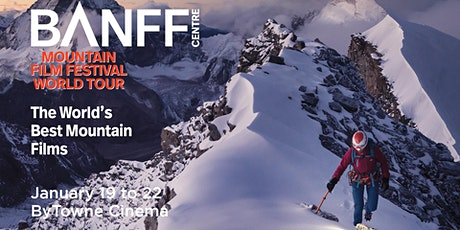Best Of The Banff Mountain Film Festival tickets